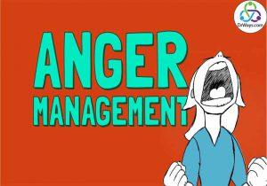بهترین راه مدیریت و کنترل خشم