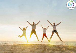 ایجاد حس رضایت در زندگی