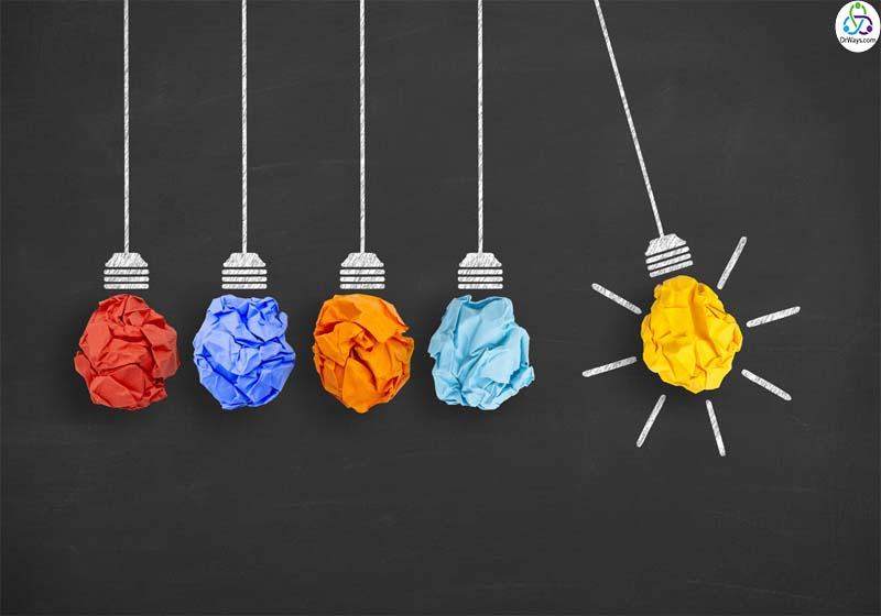 استفاده از ایده خلاق برای تولید محتوا