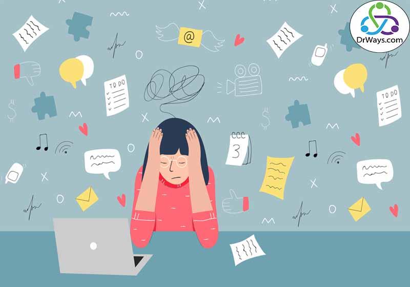 علائم روانی و عاطفی استرس