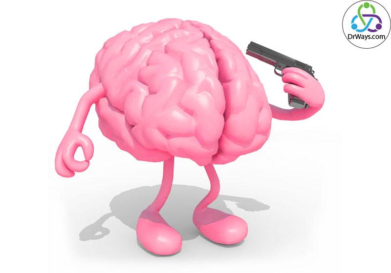 توقف گفتگوی درونی و استراحت دادن به مغز