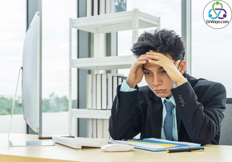 افکار بیهوده در استرس شغلی