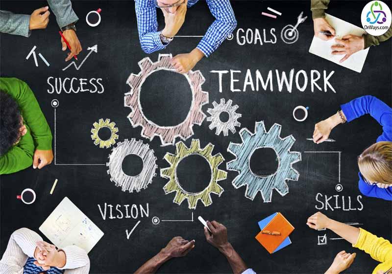 داشتن تفکر سیستمی جهت پیشرفت در کار گروهی