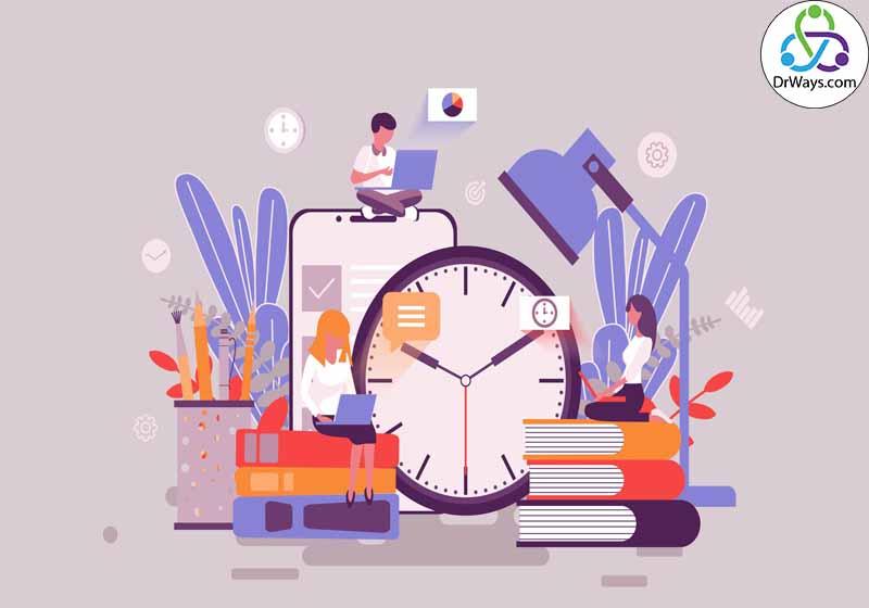 برنامهریزی و مدیریت زمان