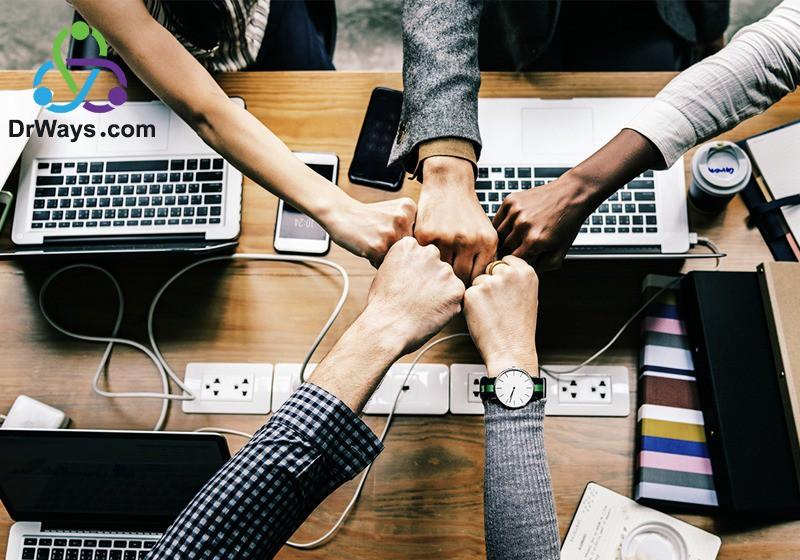 افزایش بازده تیم به کمک کارگروهی و تیمی