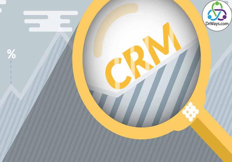 انواع CRM به زبان ساده