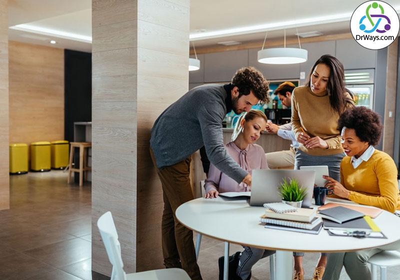 تشکیل کار گروهی برای پیشرفت کسب و کار