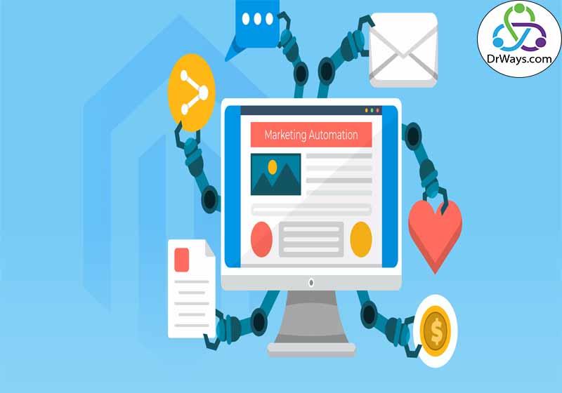 مدیریت منابع با اتوماسیون بازاریابی