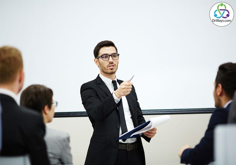 ۲ـ نقش اعتماد به نفس در فن گفتار و کلام