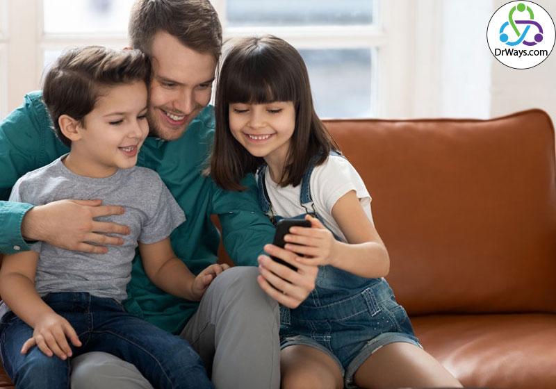 گذراندن وقت با خانواده