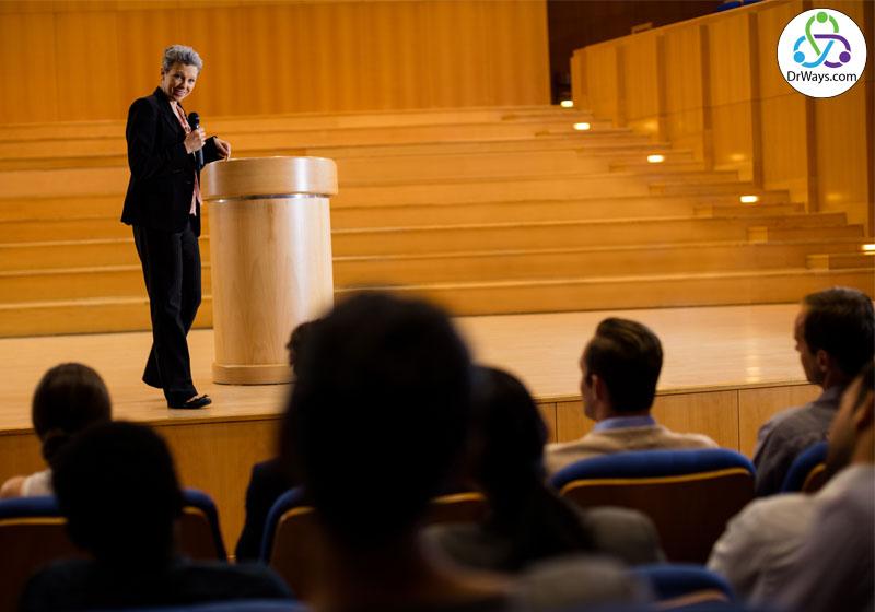مدیریت و کنترل  زمان صحبت و سخنرانی