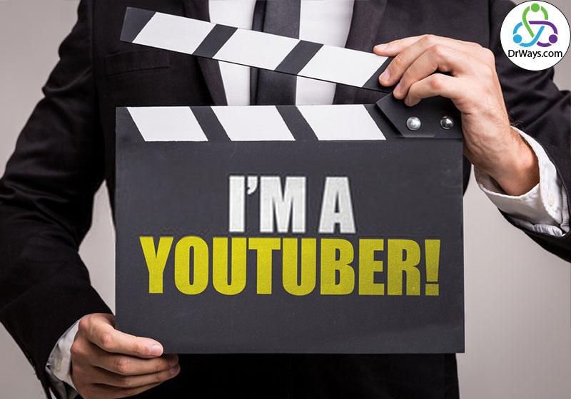 فعالیت در یوتیوب