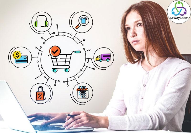 تولید محتوای جذاب برای ساخت فروشگاه اینترنتی