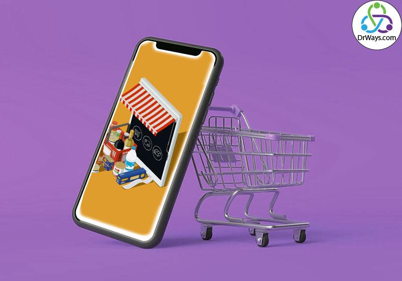 جریان درآمد در بوم کسب و کار فروشگاه اینترنتی
