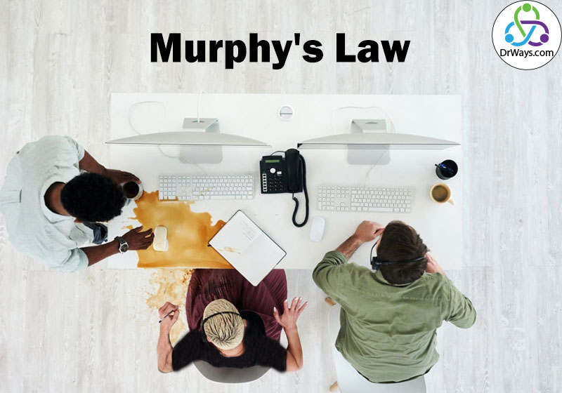قانون مورفی (Murphy's Law)