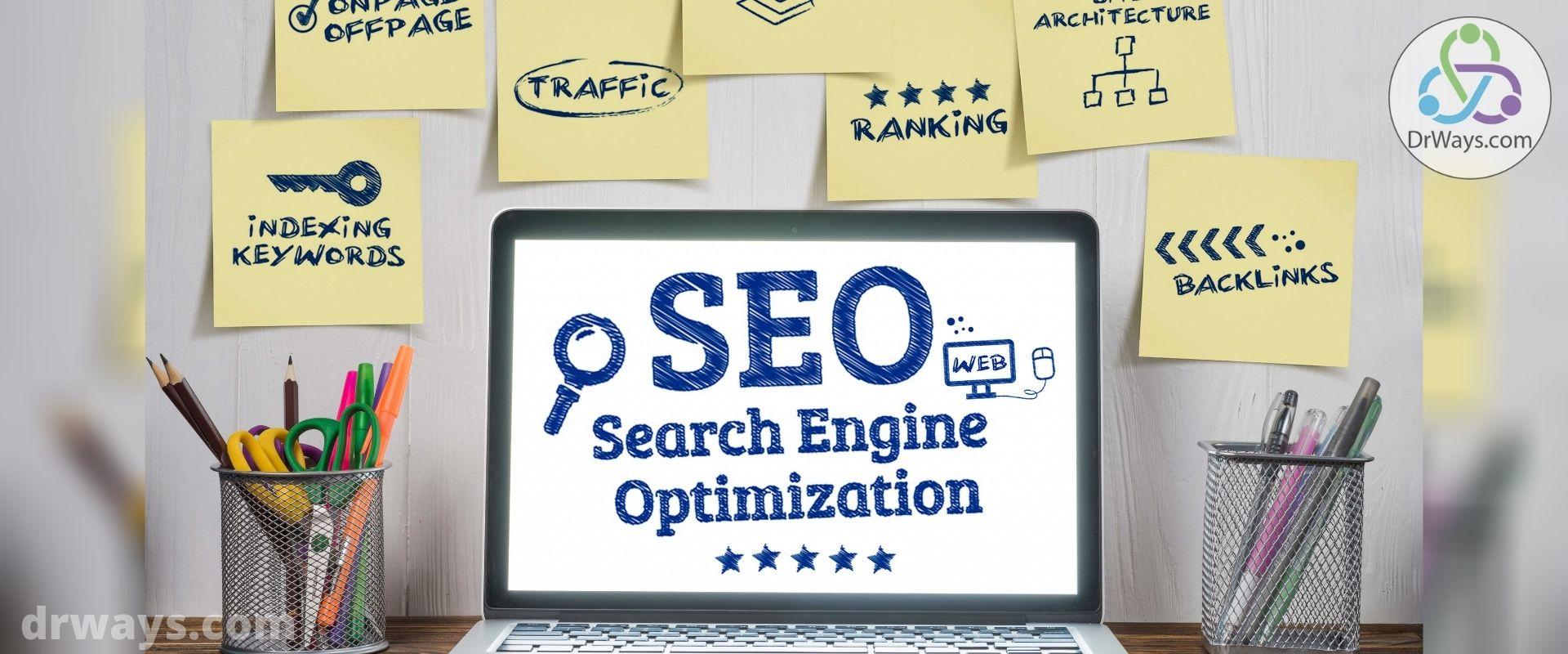 بهینه سازی و سئو برای موتورهای جستجو