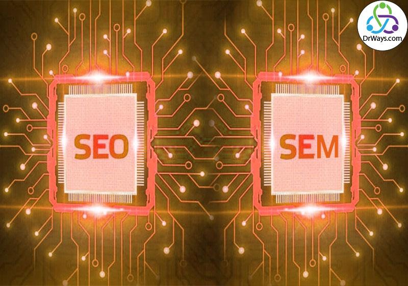 SEO یا SEM کدام بهتر است