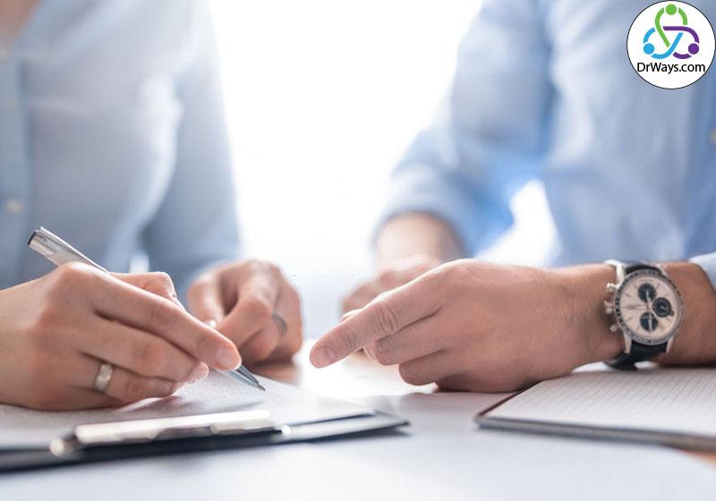 مذاکره فروش بین فروشنده و خریدار