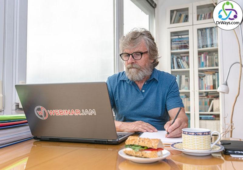 نرم افزار وبینار WebinarJam
