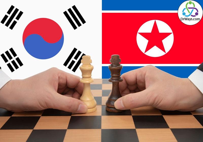 از نمونه مذاکره شکست خورده کره شمالی و کره جنوبی