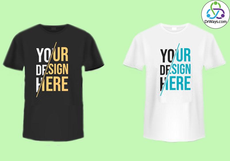 طراحی تی شرت از کسب و کار خانگی با سود بالا