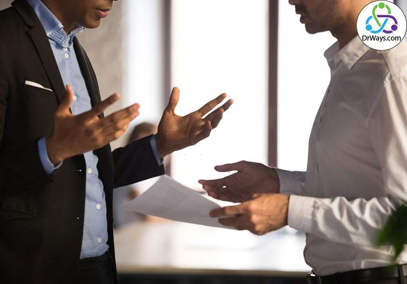 اهمیت زبان بدن در مذاکره