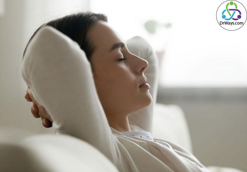 استراحت کافی جهت تجدید قوا