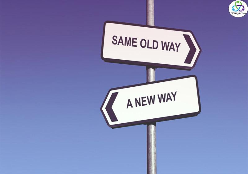 راه های تغییر عادت
