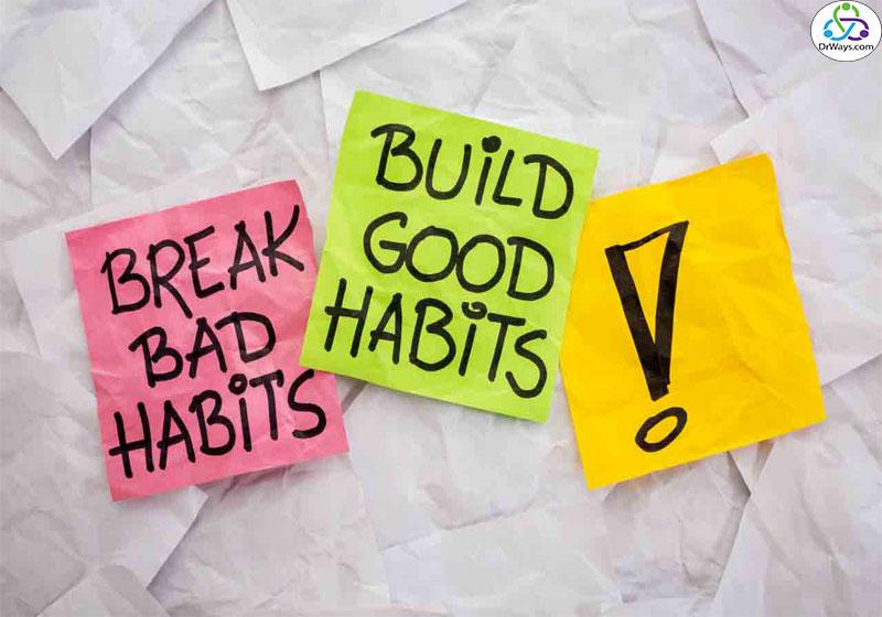 روش تغییر عادت های خوب و بد
