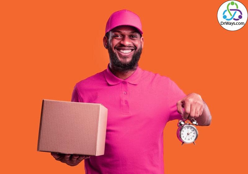 ارسال سریع سفارشات در بهترین فروشگاه اینترنتی