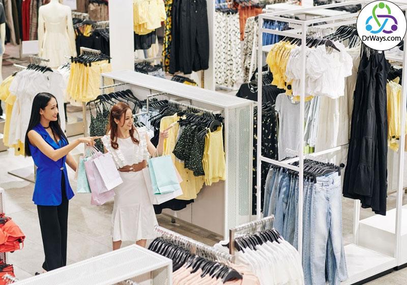 پیشرفت در کسب و کار پوشاک به کمک دکور متفاوت