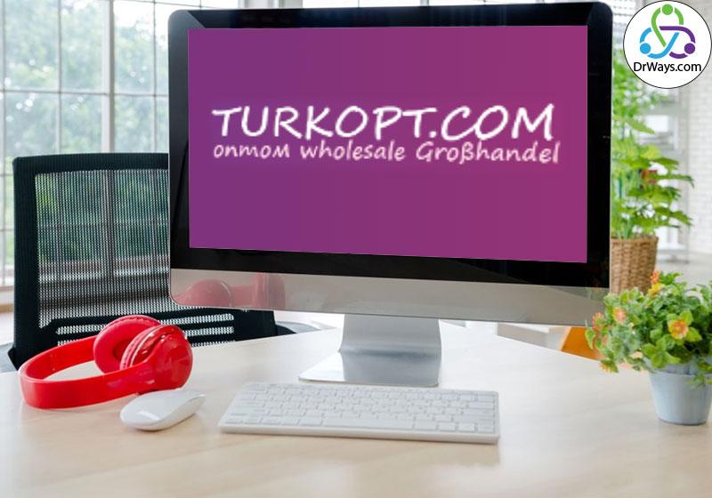 فروشگاه اینترنتی Turkopt