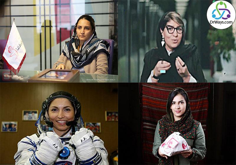 برخی از زنان کارآفرین موفق در ایران
