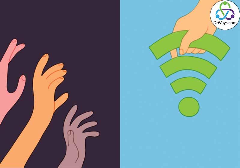 شکاف دیجیتالی (Digital divide)