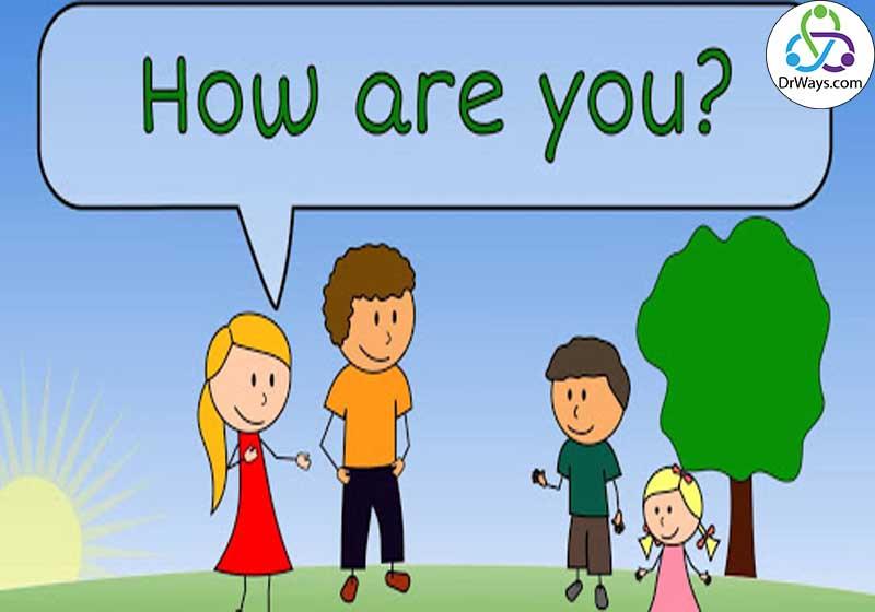 فن بیان در احوالپرسی