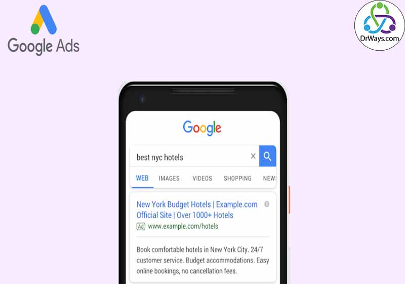 نحوه تبلیغات گوگل به کمک گوگل ادز