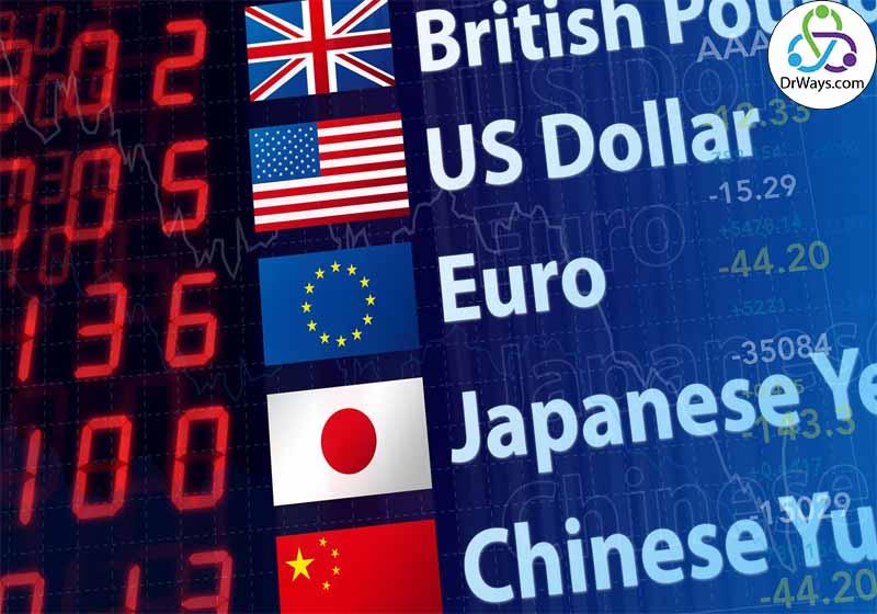 جفت ارز فرعی در بازار فارکس