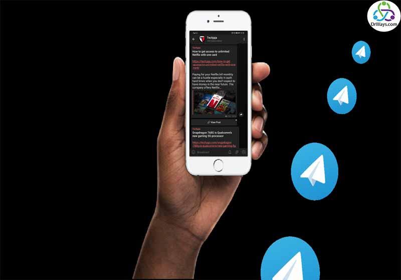 بهترین روش برای درآمدزایی از تلگرام
