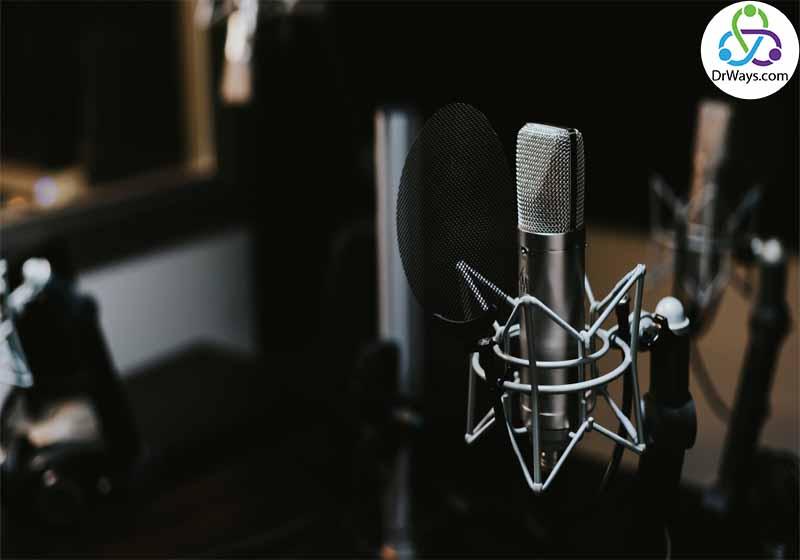 تولید محتوا صوتی