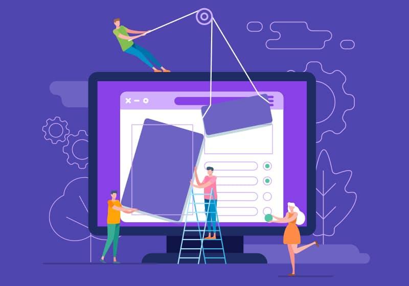 بخش های مختلف مدیریت ارتباط با مشتری