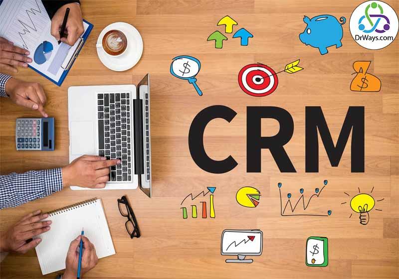 انواع کاربرد CRM