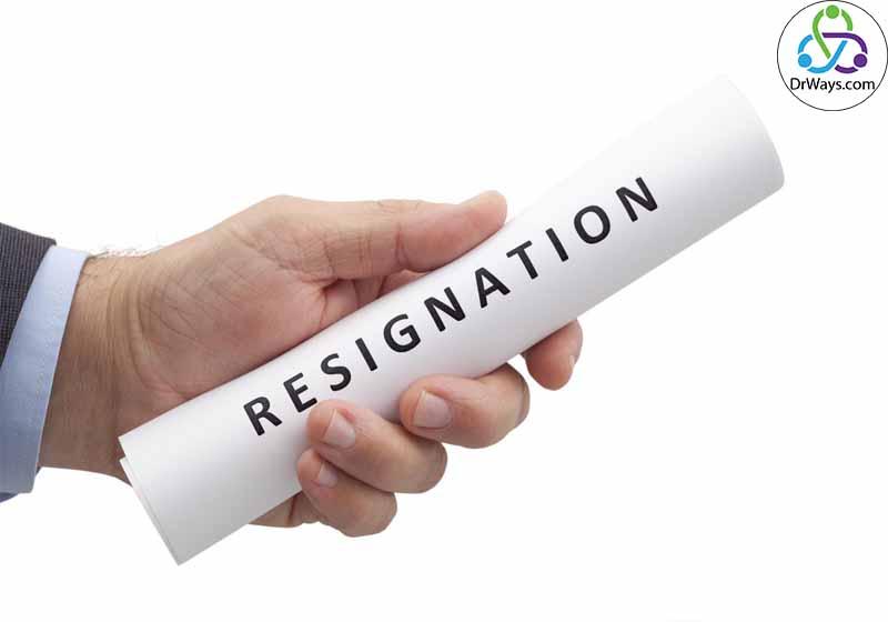 نوشتن استعفا نامه حرفه ای
