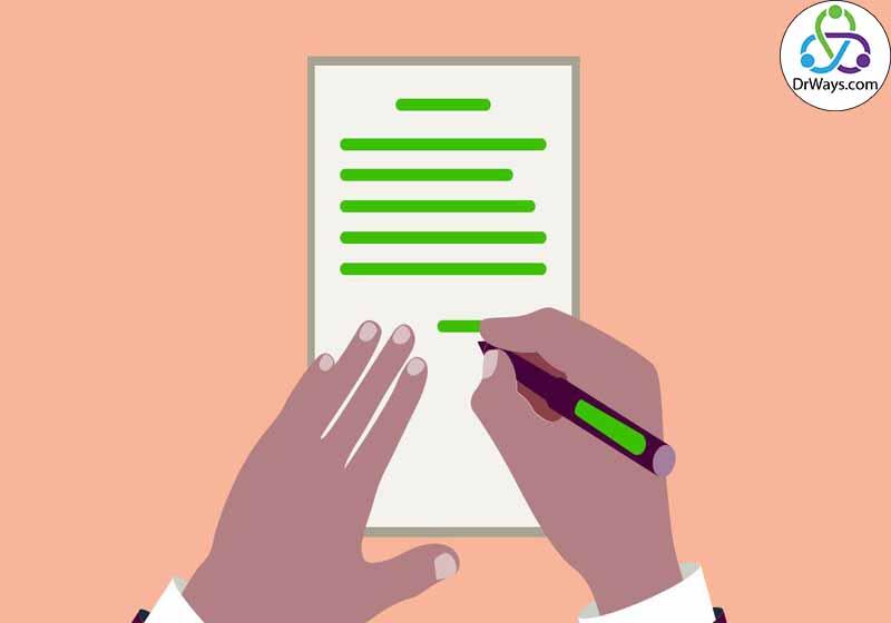 نوشتن استعفا نامه حرفه ای و بی نقص