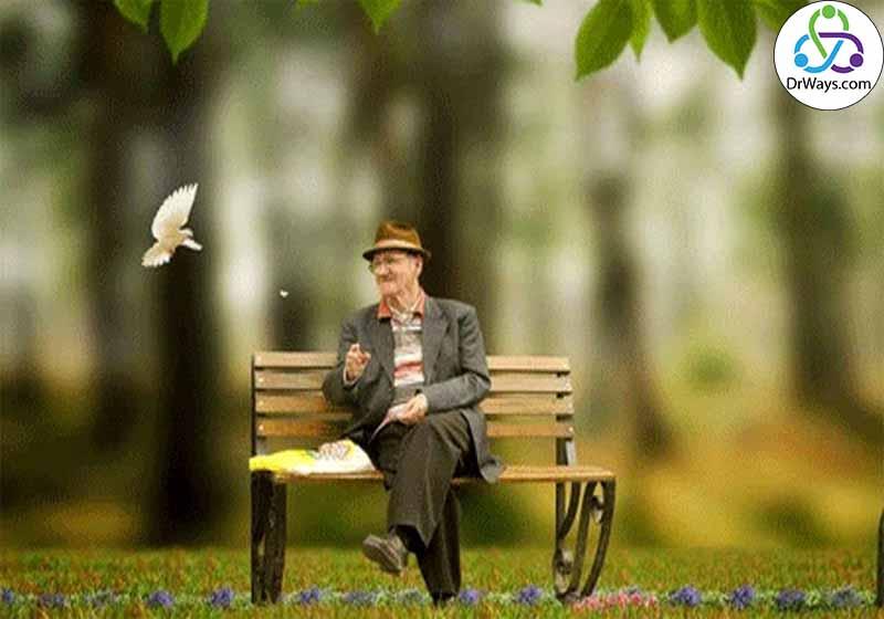 افزایش امید به زندگی در سن بالا