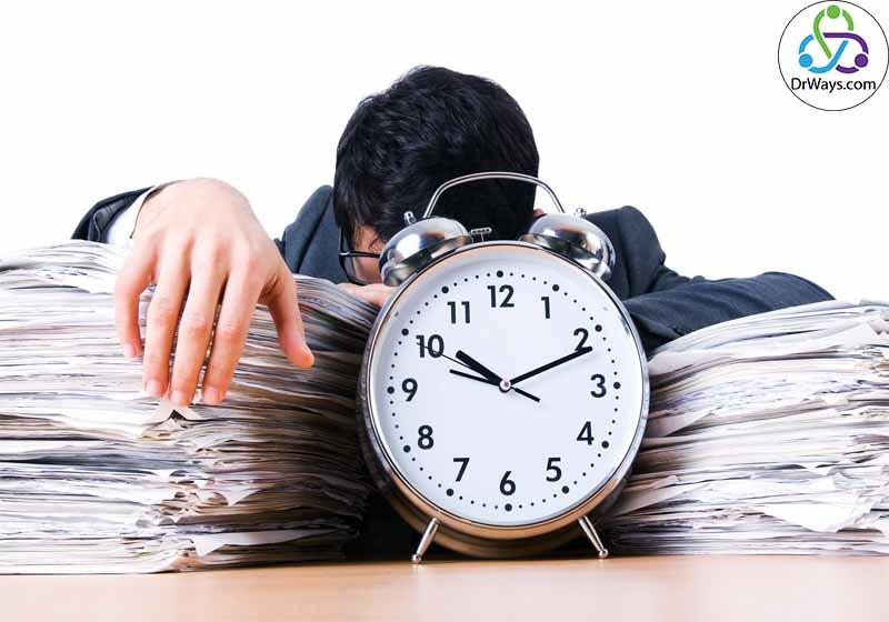 مدیریت زمان به بهترین شکل ممکن